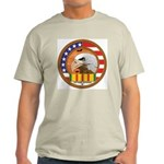 Masonic Vietnam Veteran Ash Grey T-Shirt