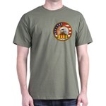 Masonic Vietnam Veteran Dark T-Shirt