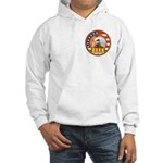 Masonic Vietnam Veteran Hooded Sweatshirt