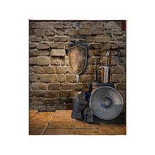 Medieval Weaponry Blanket