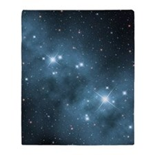 Fantasy Star Dust Blanket
