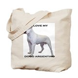 Funny Argentino Tote Bag