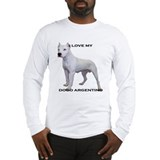 Unique Argente Long Sleeve T-Shirt