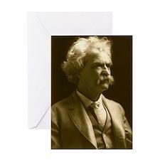 1906_portraitseated_bradley1242x1536 Greeting Card