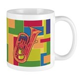 Euphonium Colorblocks - Mug