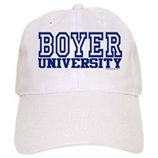 BOYER University Baseball Cap