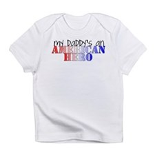 Cool My daddy is a marine Infant T-Shirt