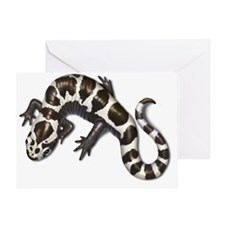 salamander Greeting Card