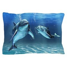Dolphin Dream Pillow Case