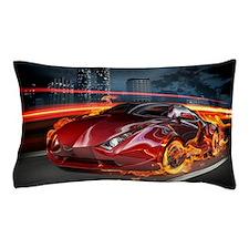 Hot Car Fantasy Pillow Case