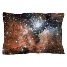 NGC3603 Nebula Pillow Case