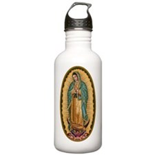 12 Lady of Guadalupe Water Bottle