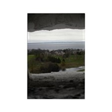 Mackinac Island Rectangle Magnet