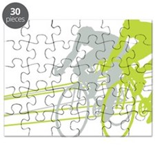 Bicycle Racers Puzzle