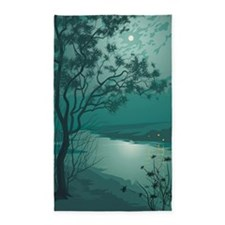 Moonlight Landscape Rug (36x60)