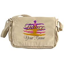 Dance Customizeable Messenger Bag
