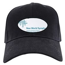 NWS_lockup_blue Baseball Hat