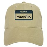 Feeling maudlin Baseball Cap
