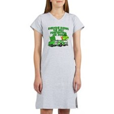 irish2 Women's Nightshirt