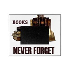 Never Forget Books-1 Picture Frame