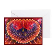 Abstract 224 Greeting Cards, Pk 20