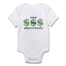 New tax deduction baby Infant Bodysuit