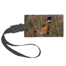 (3) Pheasant  407 Luggage Tag