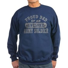 Proud Army Dad Sweatshirt