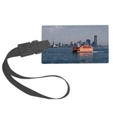 (6) Staten Island Ferry Luggage Tag