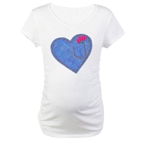 2-0001CupidDenimHeart-with- T-Shirt