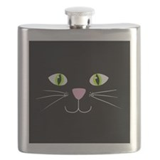 'Black Cat' Flask