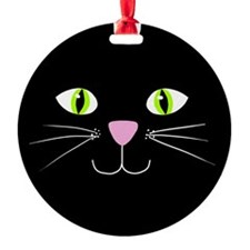 'Black Cat' Ornament