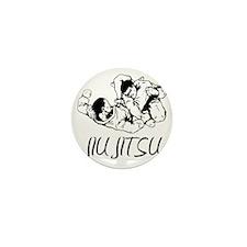 jiujitsu Mini Button