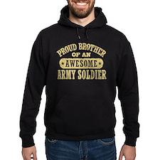 Proud Army Brother Hoodie