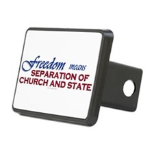 Unique Fundamentalism Hitch Cover