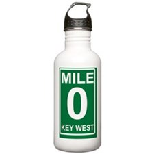 2-milezerobanner Water Bottle