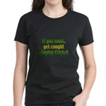 Cricket Women's Dark T-Shirt