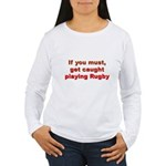 Rugby Women's Long Sleeve T-Shirt