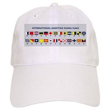 Maritime flags mug  Baseball Cap