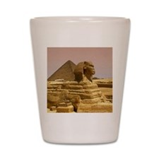 Sphinx Mousepad Shot Glass