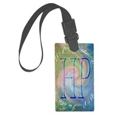 in the hands Luggage Tag