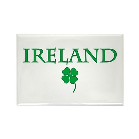 Ireland Rectangle Magnet (100 pack)