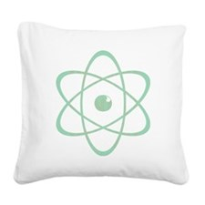 penny1 Square Canvas Pillow