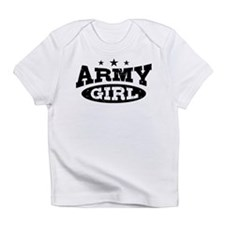 Army Girl Infant T-Shirt