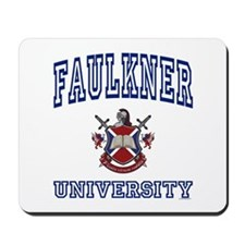 FAULKNER University Mousepad