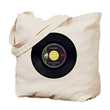 Drive Shaft 45 RPM Tote Bag