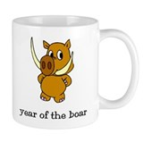 Year of the Boar (picture) Mug
