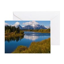 Oxbow Greeting Card