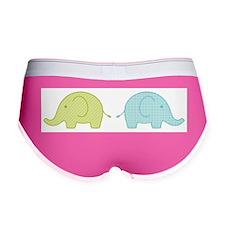 boy-elephant Women's Boy Brief