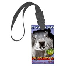 PHILandShadowPosterP Luggage Tag